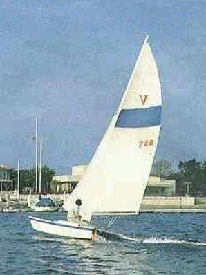 VENTURE 15 CATAMARAN (1974) photo