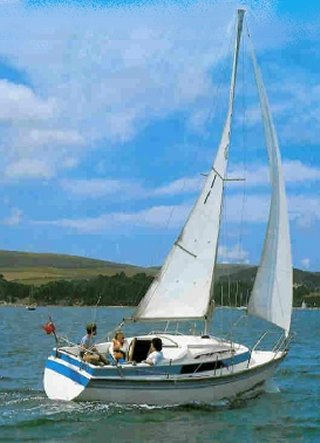 Newbridge Venturer photo on sailboatdata.com