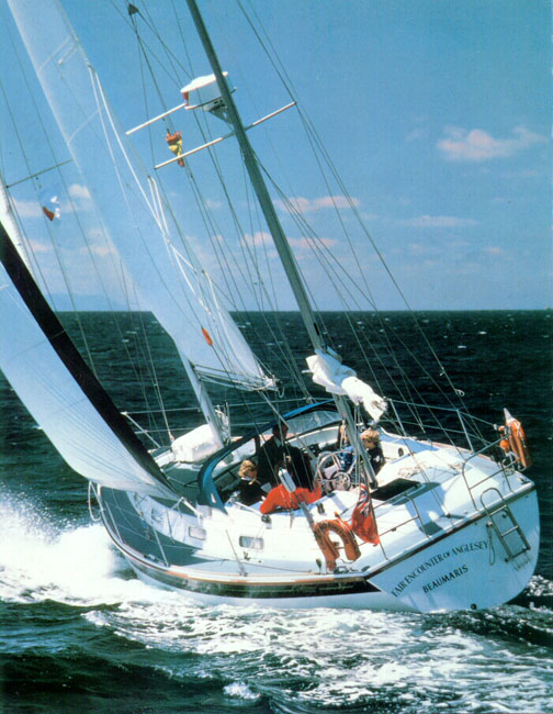 CORSAIR 36 (WESTERLY) photo