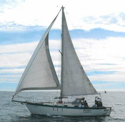 SailboatData  WESTSAIL 28 Sailboat