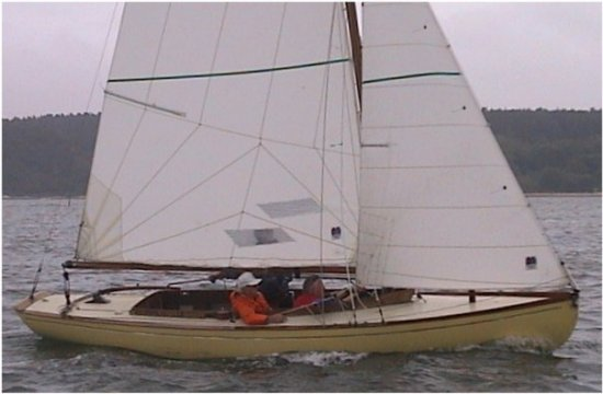 X One-Design photo on sailboatdata.com