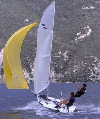 Zzap Dinghy photo on sailboatdata.com