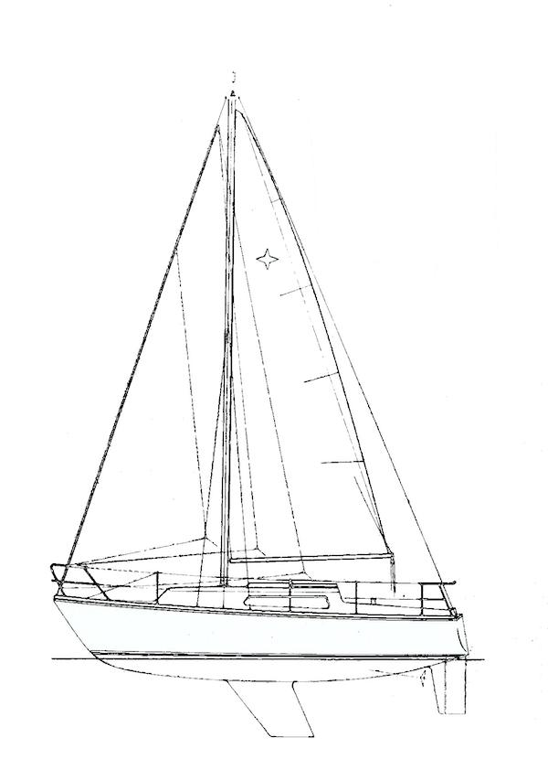 SIRIUS 23 drawing