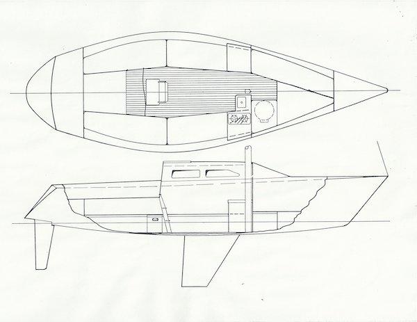 CF-27/CHOATE 27 drawing
