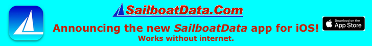 Sailboatdata app for iOS